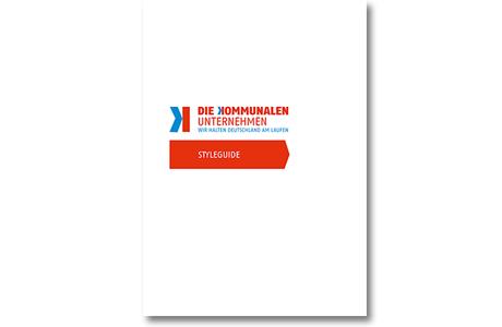 VKU Verband kommunaler Unternehmen, Styleguide