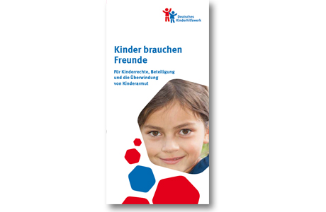 flyer deutsches Kinderhilfswerk