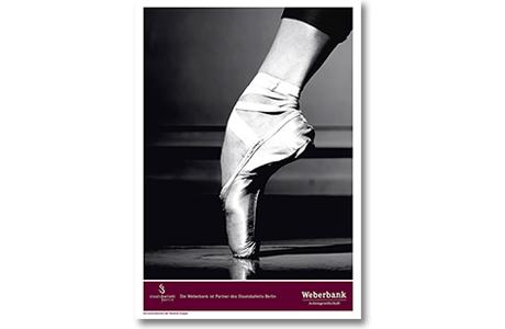 Plakat Weberbank